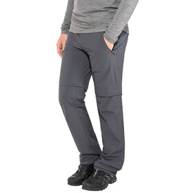 Regatta Xert II Stretch Zip of Trousers Men seal grey